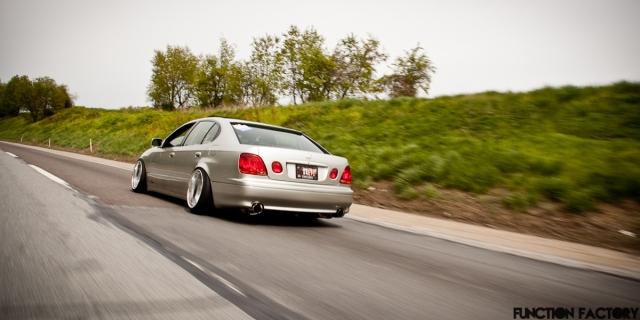 FF Lexus GS VIP