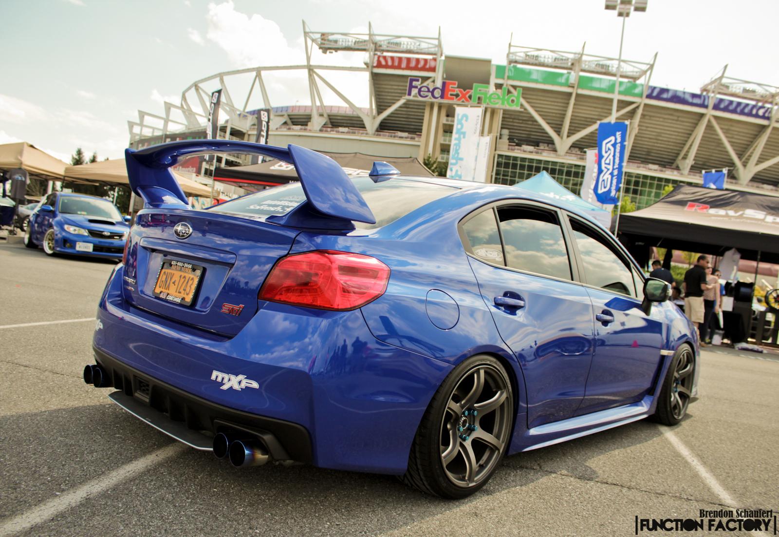 2015 Subaru STI   Trackday Thursday   Function Factory