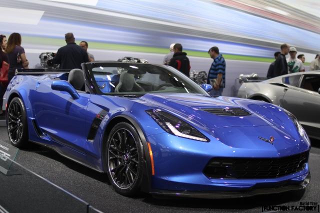 Corvette Z06 Convertible | NY Auto Show