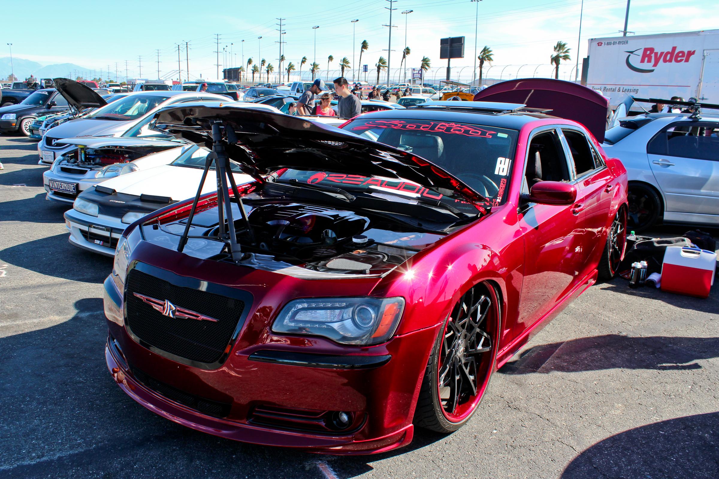 Stanced Chrysler 300 Chrysler 300c Dumped a...