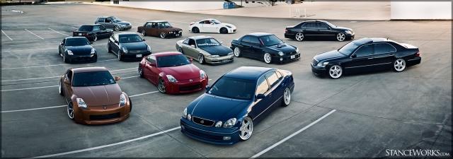 Stance Nissan.Toyota - Spastivdwarf