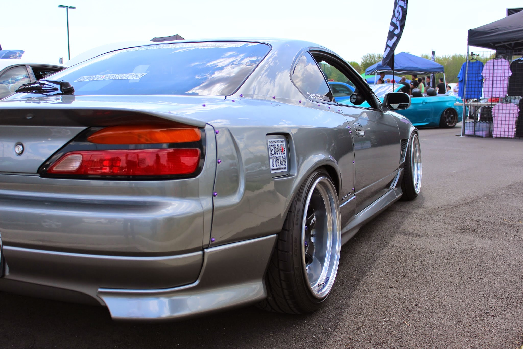 nissan silvia s15 wide body function factory. Black Bedroom Furniture Sets. Home Design Ideas