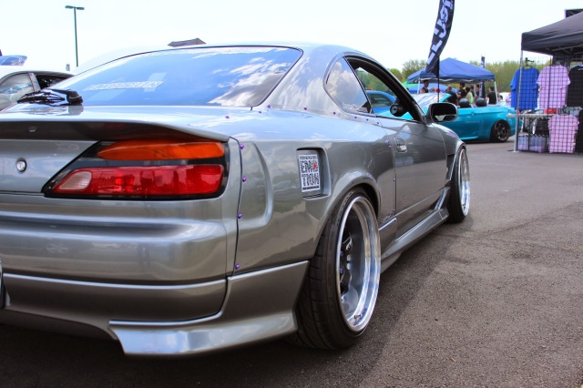 Nissan Silvia S15 Wide Body