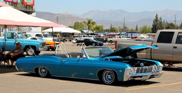 1964 Chevy Impala drop top convertible