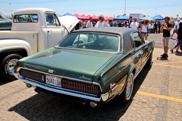 Classic Mercury Cougar